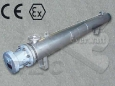 Ex-proof regeneration gas heater
